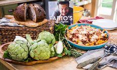 Home & Family - Recipes - Fabio Viviani's Baked Ziti With Italian Sausage Ragu | Hallmark Channel