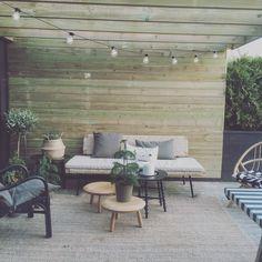 Outdoor Sofa, Outdoor Furniture Sets, Outdoor Decor, My House, Home Decor, Decoration Home, Room Decor, Home Interior Design, Home Decoration