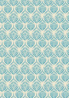 vintage inspired wallpaper by Kiley Victoria