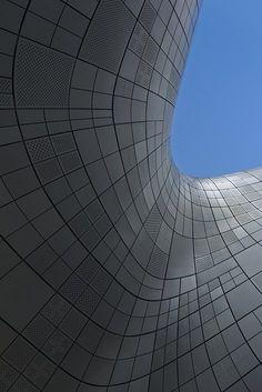 Dongdaemun Design Plaza, Seoul, 2014 - Zaha Hadid Architects