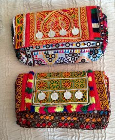 Gypsy Banjara Clutch