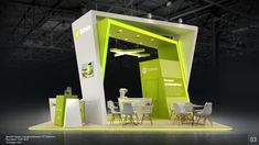 Exhibition Stand Design S7 Technics on Behance