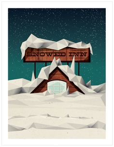 Snowed Inn | Mike Hagan - Art Director - Minneapolis