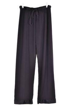 Body by Victoria Black Lounge Pants Size M | ClosetDash #fashion #style #pants