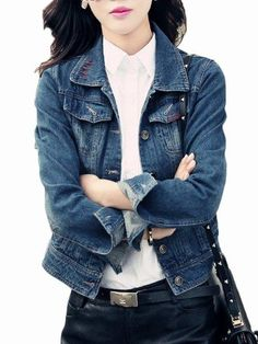 #BerryLook - #berrylook Embroidery Fabulous Doll Collar Jackets - AdoreWe.com