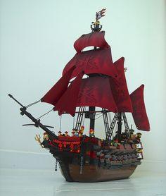 Pirate ship Lucretia