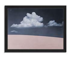"Dekoracja ścienna ""Desert Clouds"""