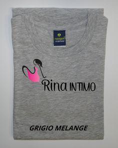 T-SHIRT BIMBO NAVIGARE ART. 13020 COLORE GRIGIO MELANGE