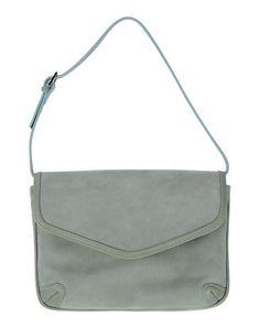 GIUSEPPE ZANOTTI Handbag. #giuseppezanotti #bags #hand bags #suede