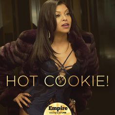 66ea0b2621d Nothing and no one is more tempting than Cookie.... Lucious LyonEmpire ...