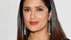 Known for her passionate performances and amazing (and typically Gucci-centric) style, Salma Hayek Pinault doesn't strike us as being particularly shy. Hayek, for her part, claims that's far from the truth—she recently admitted to HOLA! USA that she suffers from a serious case of stage fright.