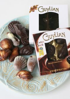 Glorious Treats » Have a delicious weekend! {Giveaway from Guylian Chocolates}
