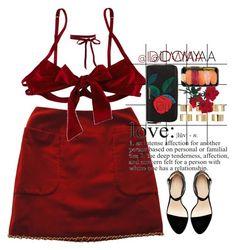 """BE MINE ❣️"" by idcmyaa ❤ liked on Polyvore featuring Chanel, Myla, Zara, WALL, Forum, ASOS and Vera Bradley"
