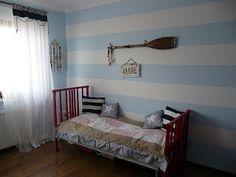 MaJu hand made: Marynistyczny pokój Kuby