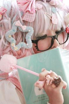 Fairy Kei !    #kawaii #japan #harajuku #fairy: