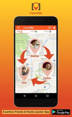 """Find locations where the #child is right now, according to the location of their mobile device.  An excellent way to ensure that teens & tweens are telling the truth about where they have been, and it's also an easy way for #parents to ensure their safety.  Download the perfect """"#friends & #family locator"""" app, from www.tiny.cc/CatchMe"""