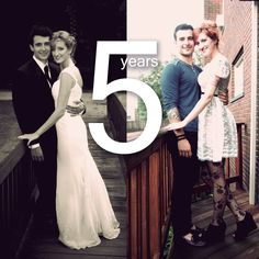 5 year anniversary  Thinking of doing a remake of one of our wedding pictures this year  for our 15 year anniversay