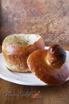 Przepis na chlebki do żurku - Kasia.in Blog - Moja pasja - Gotowanie
