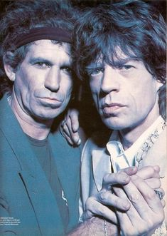 Glimmer Forever!____ Mick and Keith