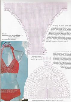 Crochet swim suites - diamondinapril - Álbumes web de Picasa
