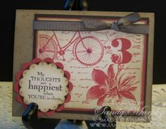 SUO Postage Due by Sandy Murphy - Cards and Paper Crafts at Splitcoaststampers