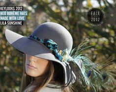 Neo Boheme Hats made with Love / Lila Sunshine, Ibiza