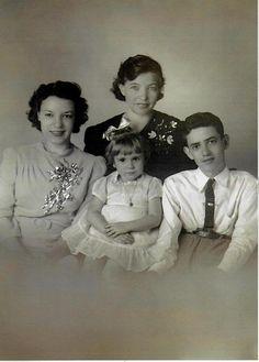 Leah (Krieg), daughter Sharon (Krieg), mother Hester McWhirt, brother David…