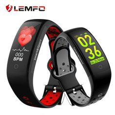 Heart Rate Fitness Tracker Sport Smart Wrist Watch Bracelet Smartwatch For Gifts Smartwatch, Watch For Iphone, Heart Rate, Fitness Tracker, Bracelet Watch, Samsung, Watches, Best Deals, Consumer Electronics