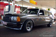 Mercedes Benz W123 AMG Wagon | Retro Motoring : Classic car … | Flickr