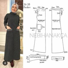 Sewing Dress Simple 44 Ideas For 2019 Sewing Dress, Dress Sewing Patterns, Sewing Clothes, Clothing Patterns, Diy Clothes, Pattern Sewing, Easy Sew Dress, Diy Dress, Fashion Sewing