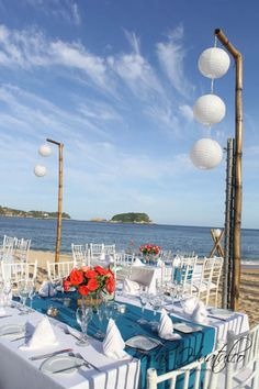 Playa Tornillo, una vista hermosa para tu Boda en Playa.