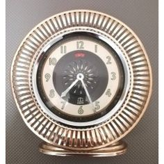 RARE 'EQUITY'  ALARM CLOCK WITH KALEIDOSCOPIC  EFFECT. Working Condition. Vintage Clocks, Kinds Of Music, Listening To Music, Alarm Clock, Gold Watch, Rose Gold, Watches, Travel, Projection Alarm Clock