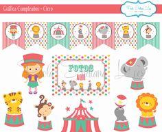#Gráfica #Cumpleaños #Circo