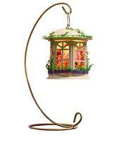 Кукольный домик Железный крюк вися для стекла мяч и круглый дом
