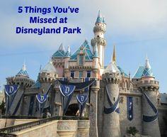 5 Things You Missed at Disneyland - Travel With The Magic - Amy@TravelWithTheMagic.com