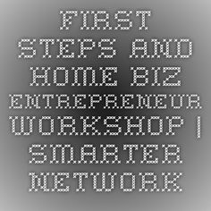 First Steps and Home Biz Entrepreneur Workshop Get ready to earn the level of income you signed up to earn! Gain the skillset you need to achieve the goals you have set! Learn directly from our TEAM Building Trainer Dani Johnson!...click on the image to continue reading...