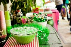Wicked the Musical Theme Party Green Elixir Punch