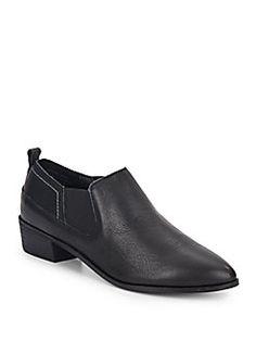 Veronik Leather Loafers // Kelsi Dagger Brooklyn