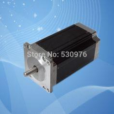 2 PCS/lot 1.8deg nema 23 stepper motor Bipolar 100mm 3N(425 oz.in) 4 Leads CNC Router Laser Grind Foam
