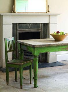 Peindre sans décaper: le paradis des paresseuses est à votre portée - Repeindre ses meubles avec la peinture miracle qui permet de sauter des étapes...