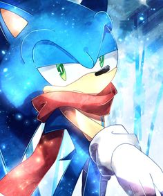 Sonic by Baitong9194 on DeviantArt