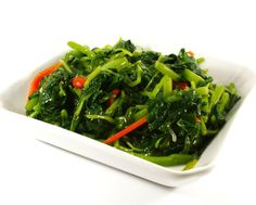 Steamed Spinach Recipe : Tefal UK Web Site