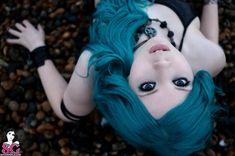 ~blue hair~