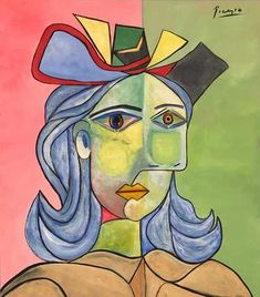 Pablo PICASSO Gouache on Paper Pablo Picasso – The Woman GalleryPablo Picasso – ohne titel Picasso – Ein Traum einesPicasso Pablo Picasso Drawings, Picasso Portraits, Picasso Paintings, Picasso Art, Oil Paintings, Landscape Paintings, Watercolor Artists, Oil Painting Abstract, Painting Art
