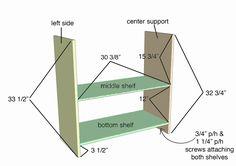 Build Left Side of Frame