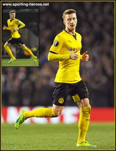 Marco REUS - Borussia Dortmund - 2016 Europa League. Knock out games.