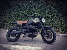 BMW R1100GS, by CRD Motorcycles