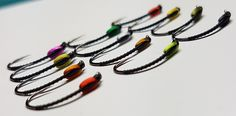 Buzzers / Midge before Resin Buzzers, Nymphs, Fly Tying, Headphones, Resin, Sports, Fishing, Bowties, Hs Sports