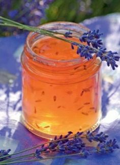 Spring honey & lavendar