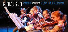 Kinderen maken Muziek op de Dommel